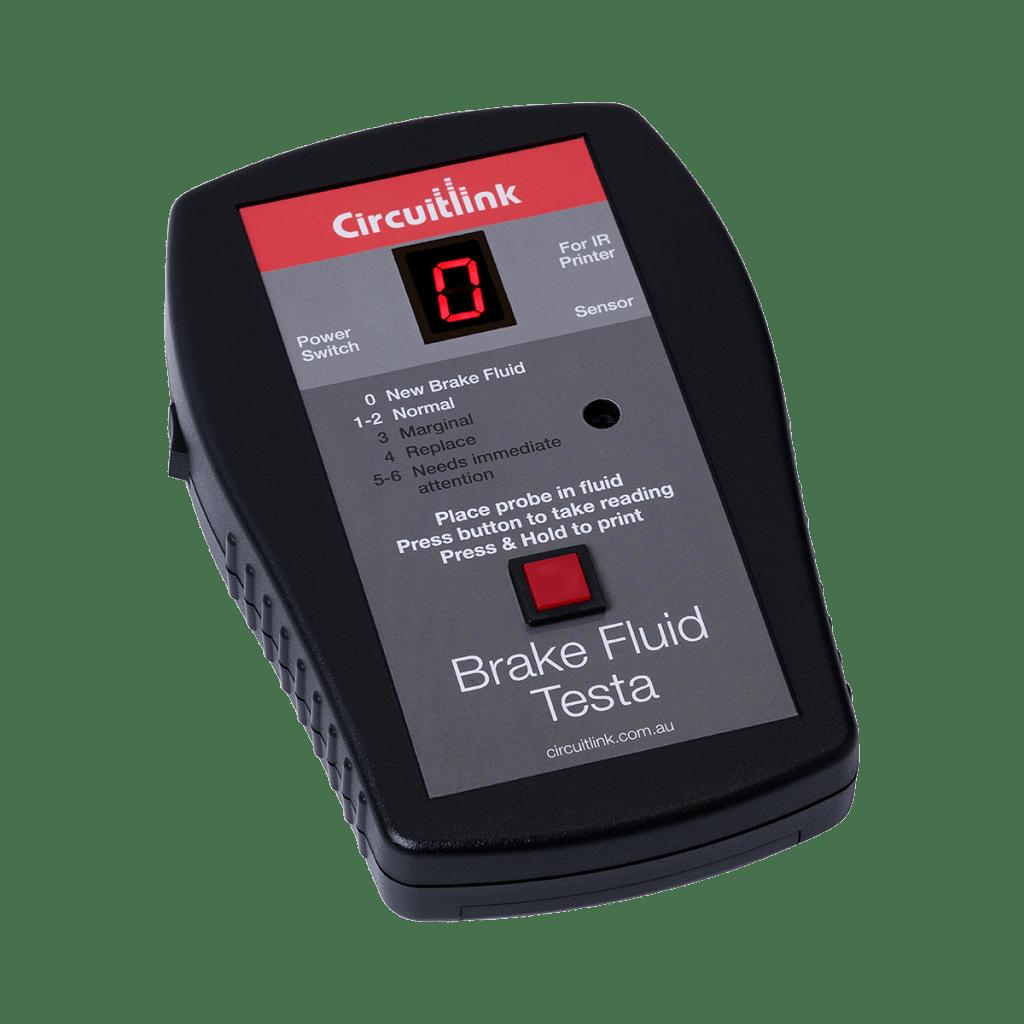 Curcuit Link Brake Fluid Testa